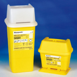 SHARPSAFE CONTAINER 7 L.