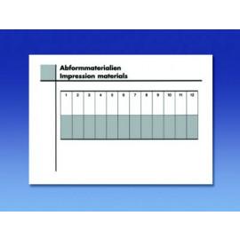 BLOC DE MELANGE GRADUE OPTOSIL XANTOPREN 14.8 X 21 CM