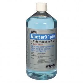 BACTERX PRO SANS ALCOOL 1 L.