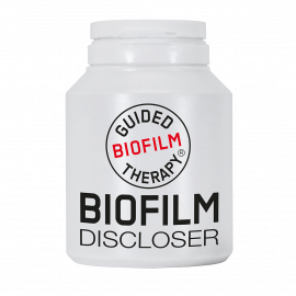 BIOFILM DISCLOSER x250 PASTILLES