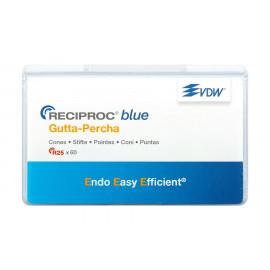 GUTTA PERCHA BLUE RECIPROC X 60