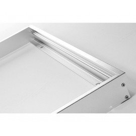 CADRE DE FIXATION PLAFOND POUR PANNEL LED 60/120