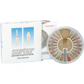 SURTEX COFFRET DORE X 120