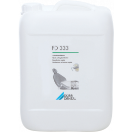 FD 333 DESINFECTION DES SURFACES DELICATES BIDON DE 10L.(indisponible actuellement)