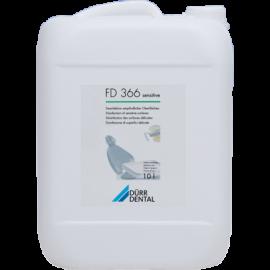 FD 366: DESINFECTION RAPIDE DES SURFACES SENSIBLES BIDON DE 10 L (disponible à ce jour)