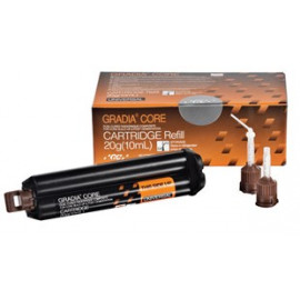 GRADIA CORE RECHARGE AUTOMIX 20 GR + EMBOUTS
