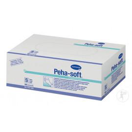 PEHA-SOFT PF: GANT D'EXAMEN EN LATEX NON POUDRE X 100