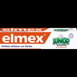 ELMEX JUNIOR 6-12 ANS DENTIFRICE TUBE 12 ML X 24