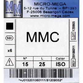 ACTION MMC X 6