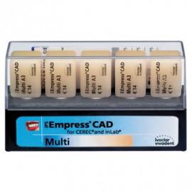 IPS EMPRESS CAD X 5 MULTI