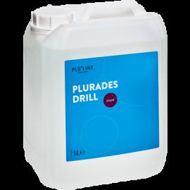 PLURADES DRILL: PRODUIT POUR INSTRUMENT ROTATIF PLURADENT 5 L.