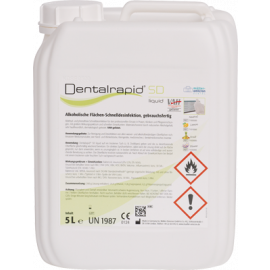 ACTION DENTALRAPID SD DESINFECTION DE SURFACE 5 L.(disponible)