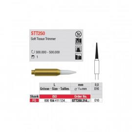 SOFT TISSUE TRIMMER POINTE LONGUE STT250  X 1
