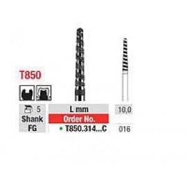 ACTION 4 + 1 PL.FRAISE DIAMANTEE TURBO GRAIN NOIR X5 T850SC