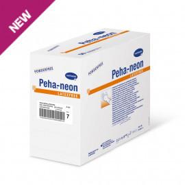 PEHA-NEON : GANT DE CHIRURGIE STERILE SANS LATEX X 50 PAIRES