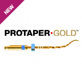 ACTION PROTAPER GOLD STERILE X 6