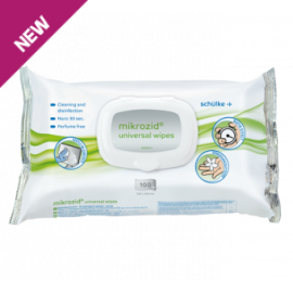 ACTION MIKROZID UNIVERSAL WIPES X 100